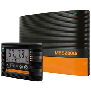 MBS2800i Multi Powered Fence Energizer
